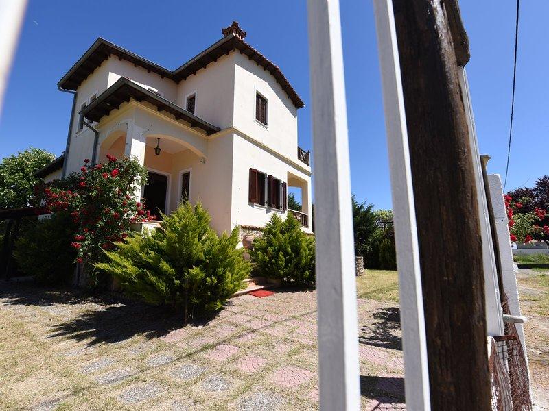 Savina's Maisonette - Nea Plagia Halkidiki, location de vacances à Nea Triglia