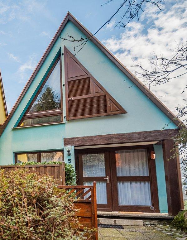 Gîte Riesling, terrasse privée, parking privé, wifi, cadre verdoyant, holiday rental in Aubure