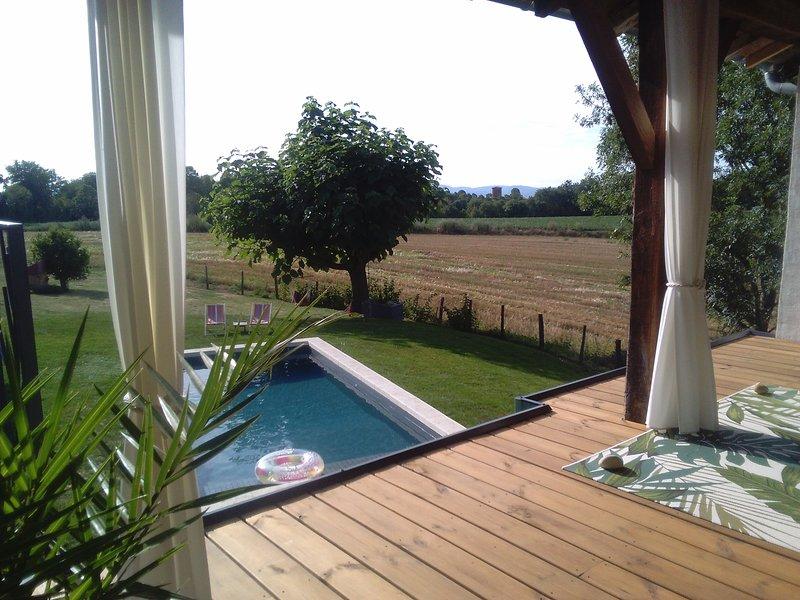 Gîte de charme 'Campagne', holiday rental in Quincie-en-Beaujolais