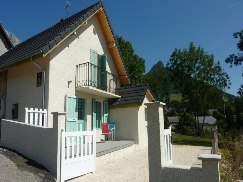 La petite maison, location de vacances à Gresse-en-Vercors
