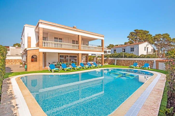 Villa de lujo con piscina, location de vacances à Cala Blanca