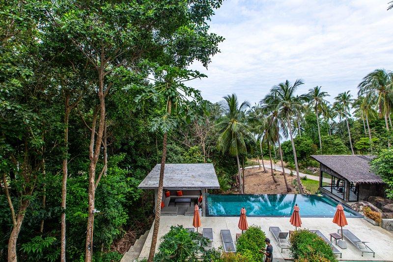 Padel Phangan suite with seaview 3, alquiler vacacional en Ban Thong Nai Pan