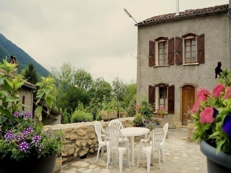 Maison d'Albanie, holiday rental in Seix