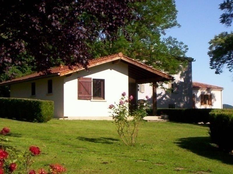 Chalet La Devèze, location de vacances à Loubens