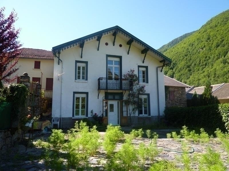 La maison de Lou, location de vacances à Ascou