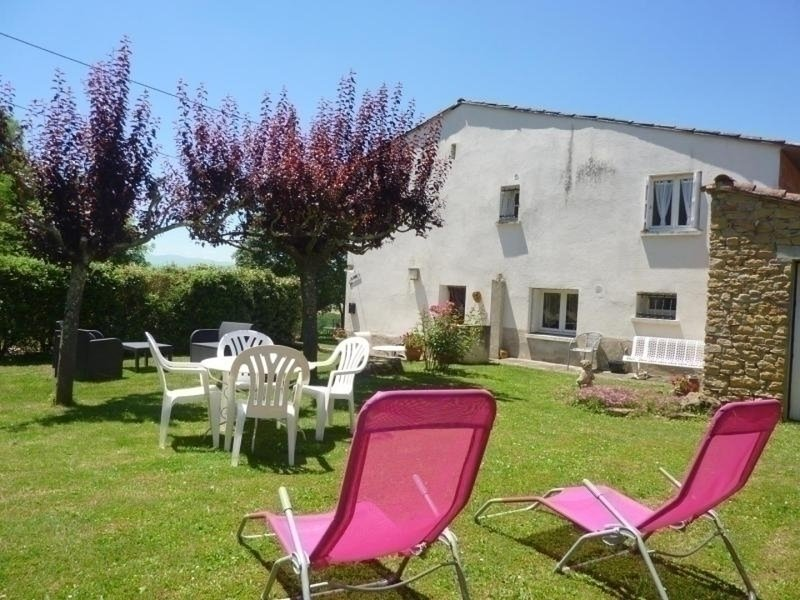 Le Rous, holiday rental in Lapenne