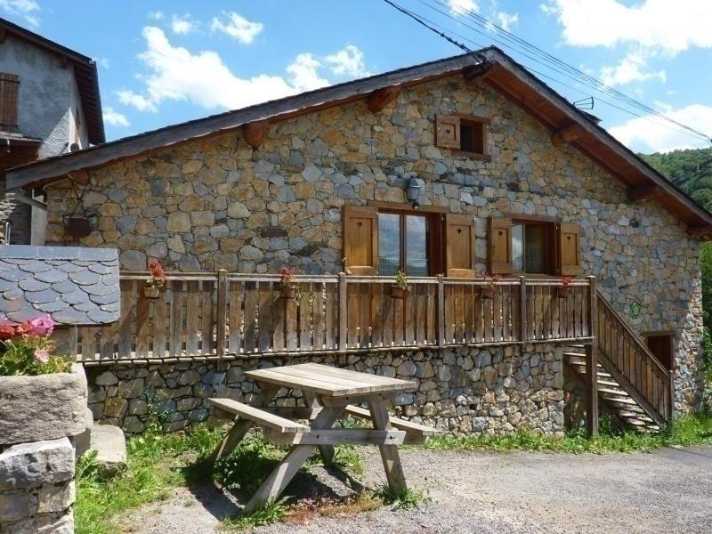 La Grange, location de vacances à Ascou