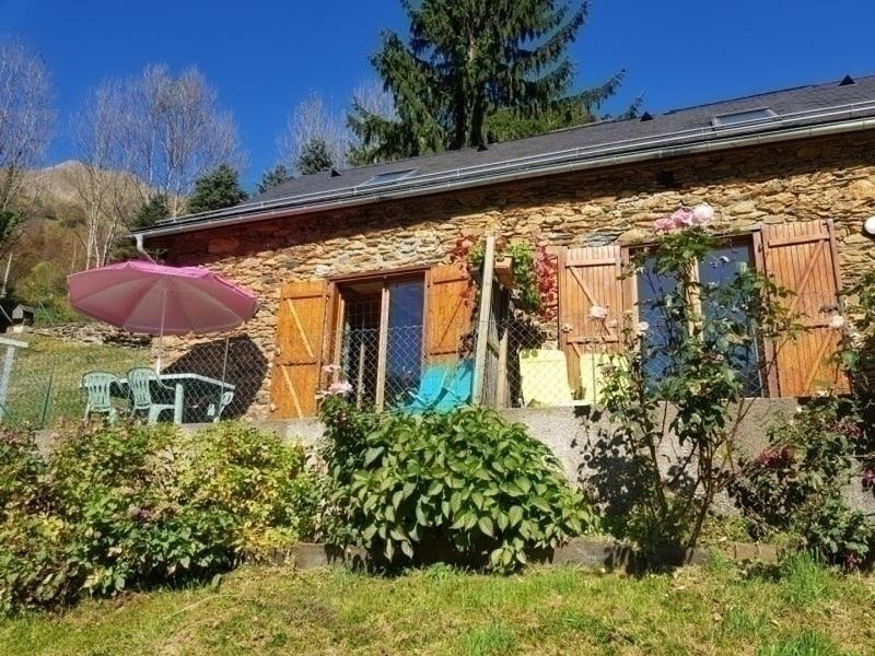 Le gîte des Marmottes, holiday rental in Ustou