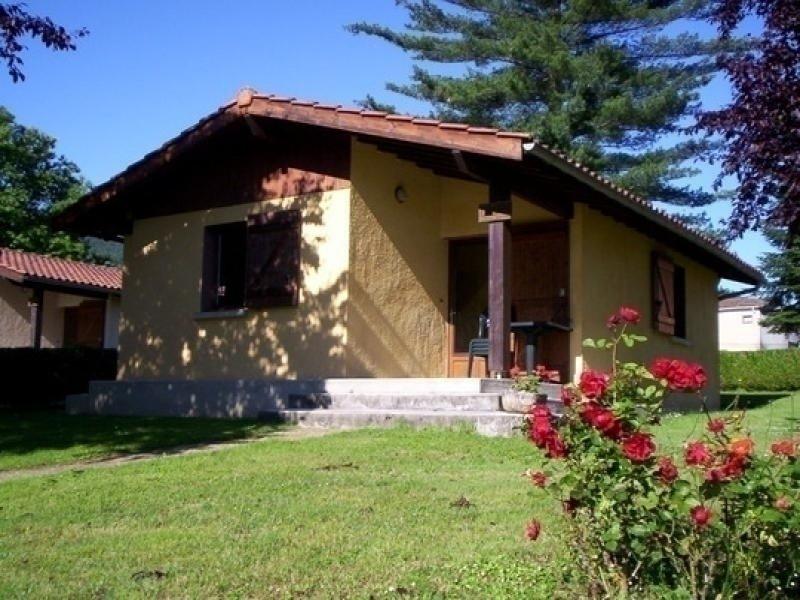 Chalet L'Ubac, location de vacances à La-Bastide-de-Serou