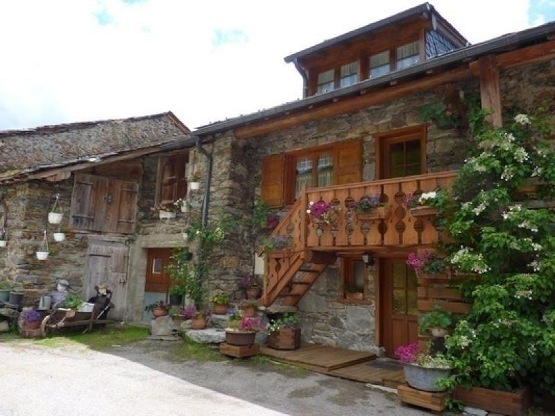 Le gîte du Pujal, location de vacances à Ascou