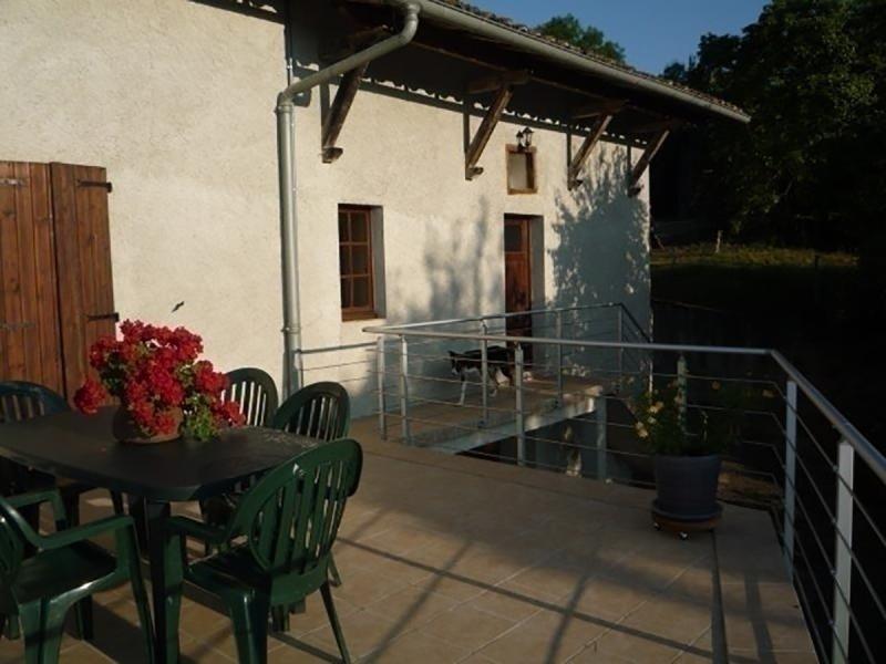 Le gîte de Sarrat del bes, location de vacances à Le Mas-d'Azil