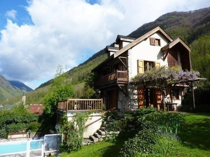 Le Lierre, holiday rental in Ustou