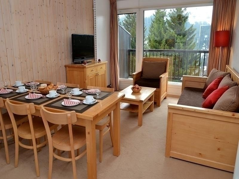 Appartement calme et spacieux, holiday rental in Flaine