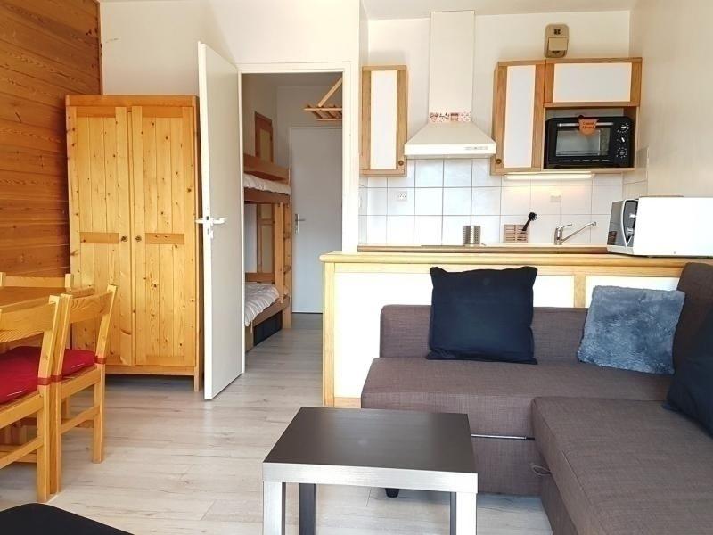 beau studio avec vue magnifique, holiday rental in Flaine