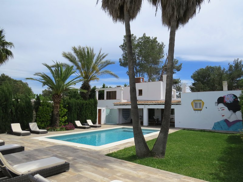 Villa Can Miro – semesterbostad i Ibiza