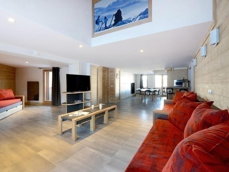 Grand appartement dans une station familiale au pied des pistes, vacation rental in Les Coches