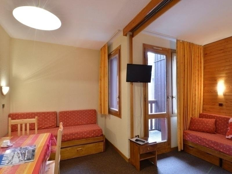 Studio at the foot of the slopes for 4 people of 21 m² Chalet in La Plagne
