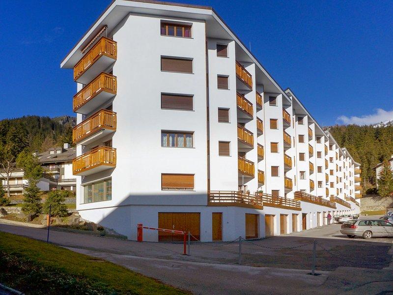 Barzettes-Vacances B, aluguéis de temporada em Miege