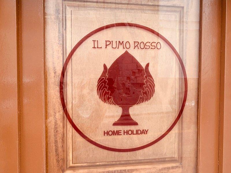 IL PUMO ROSSO Casa tipica con volta a botte, holiday rental in Polignano a Mare
