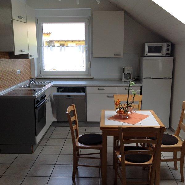 Ferienwohnung Am Pfaffensee, holiday rental in Rhodt unter Rietburg