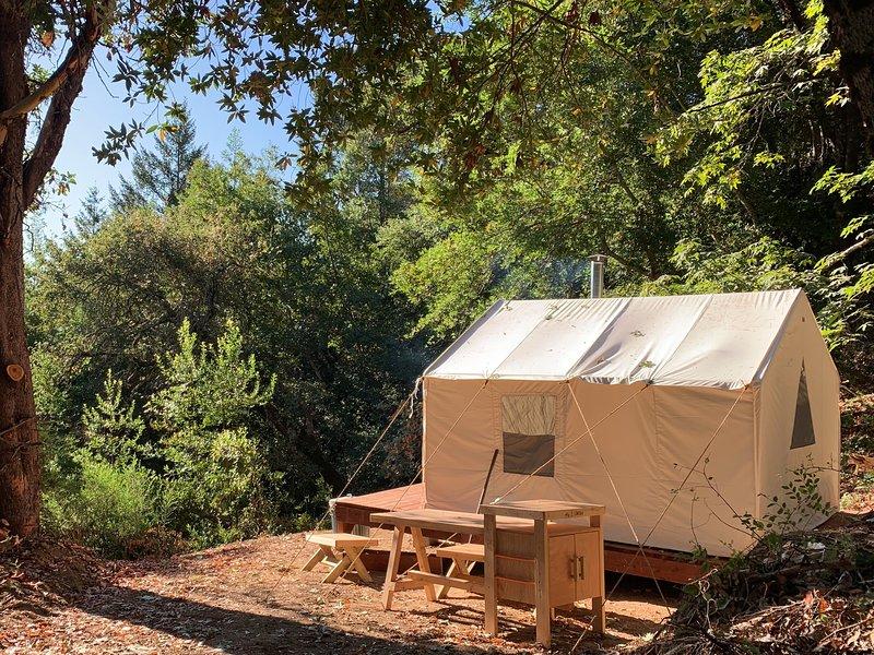 Tentrr Signature Site - Sunrise Point, alquiler de vacaciones en Ben Lomond