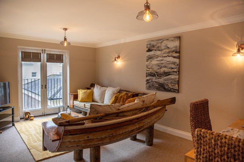 The Beach House, Sandbanks Apartment, holiday rental in Jevington