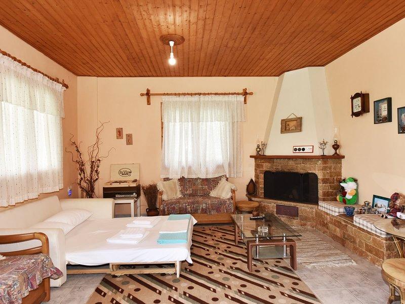 Villa Trifon - Nea Potidea Halkidiki, holiday rental in Nea Potidea