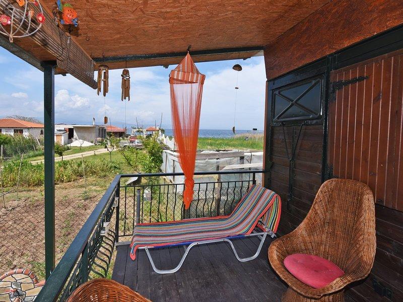 Wagon Sea View - Agios Nikolaos Halkidiki, vacation rental in Ormos Panagias