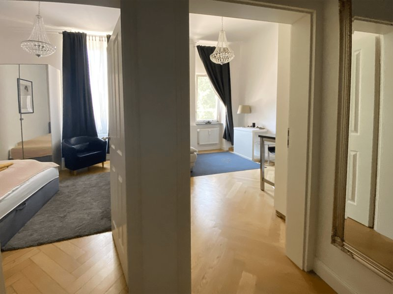 Villa Uhland - Getaway (2 Zimmer Apartment), holiday rental in Hofheim am Taunus