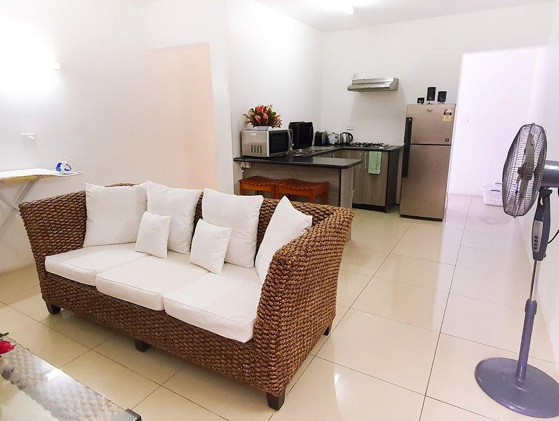 Island Apartment 1 Bedroom Unit, aluguéis de temporada em Nausori