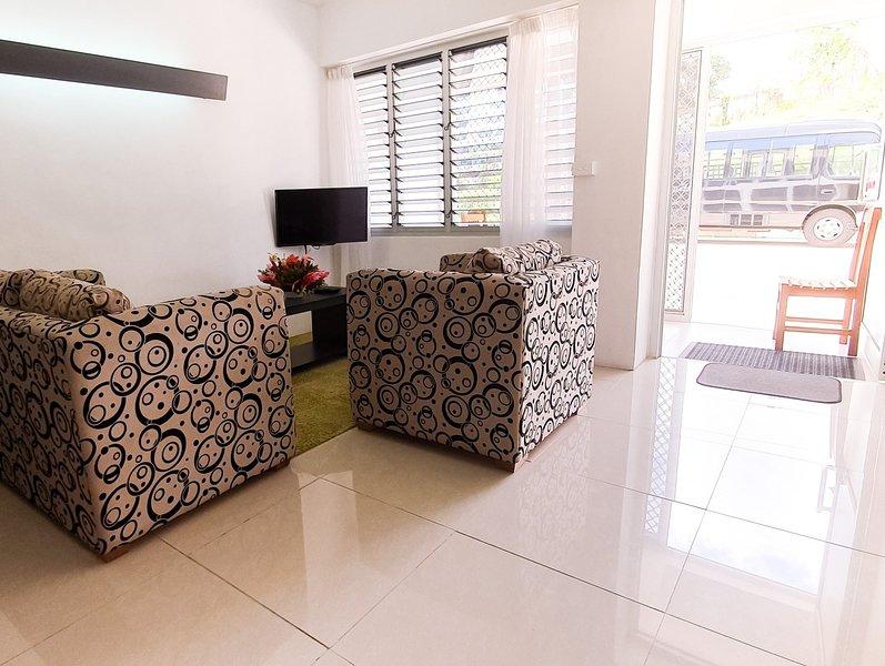 Island Accommodation 2 Bedroom Apartment, aluguéis de temporada em Nausori