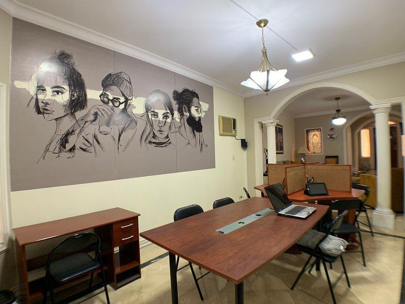 Cesar's House Teletrabajo, Remote Work, Coworking, aluguéis de temporada em Guayaquil