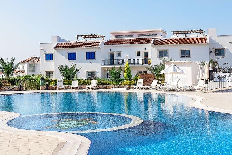 Sea Magic Park A6-7 - Three Bed Penthouse, holiday rental in Agios Amvrosios
