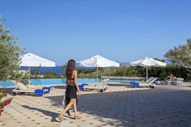 Luxury,amazing sea view,family,relaxing, senior, holiday rental in Ellinika