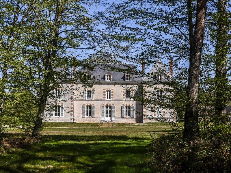 Osez vivre en châtelain, holiday rental in La Ferte-Beauharnais