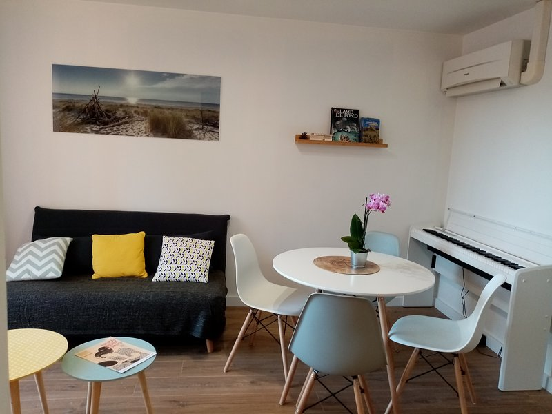 Location Appartement vacances Sausset-les-Pins, holiday rental in Sausset-les-Pins
