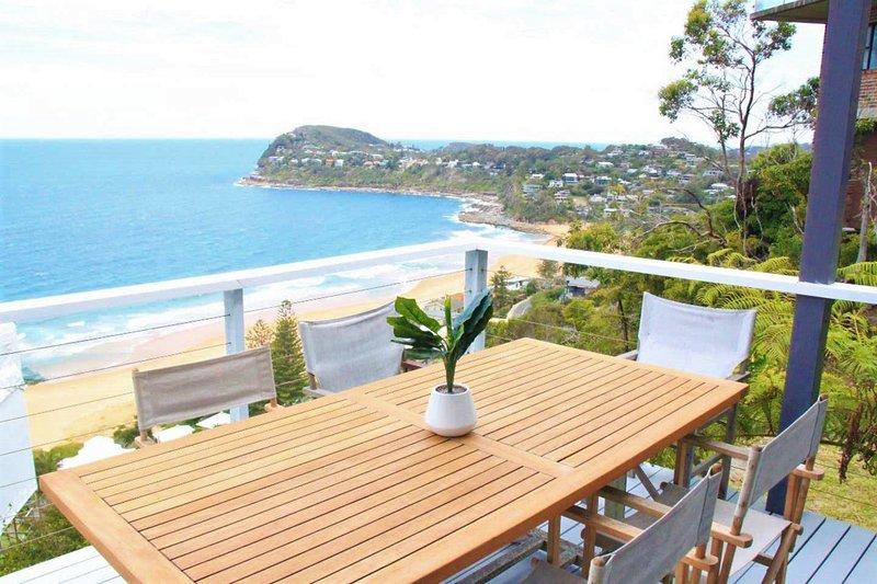 Azzura - Palm Beach, NSW, holiday rental in Palm Beach