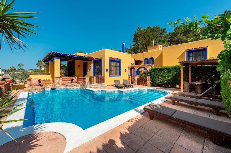 Villa Can Palazon, holiday rental in Puig d'en Valls