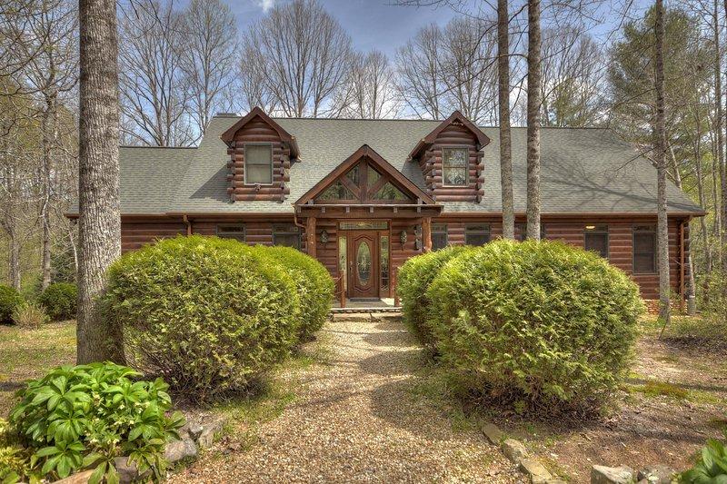 Black Bear River Lodge, location de vacances à Epworth