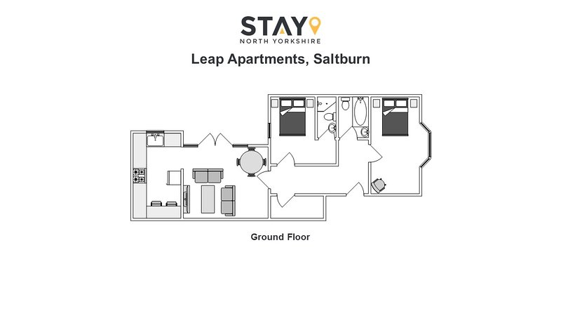 Leap Apartments, Saltburn - Stay North Yorkshire