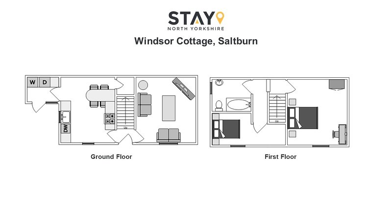 Windsor Cottage, Saltburn - Stay North Yorkshire