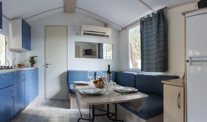 Vacanze in villaggio casa mobile Marina, holiday rental in Torretta Granitola