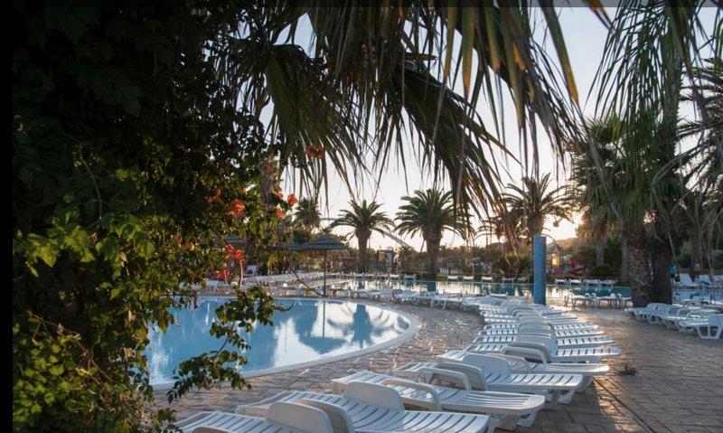 Vacanze in villaggio casa mobile Marina, location de vacances à Granitola