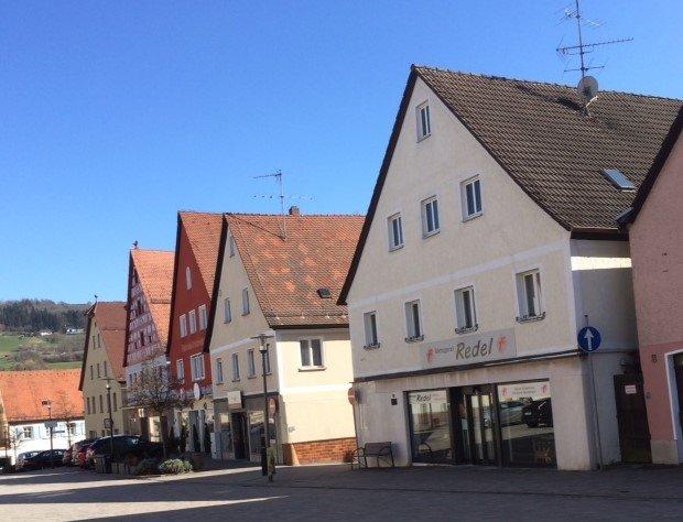 Ferienwohnung Singer, location de vacances à Gossweinstein