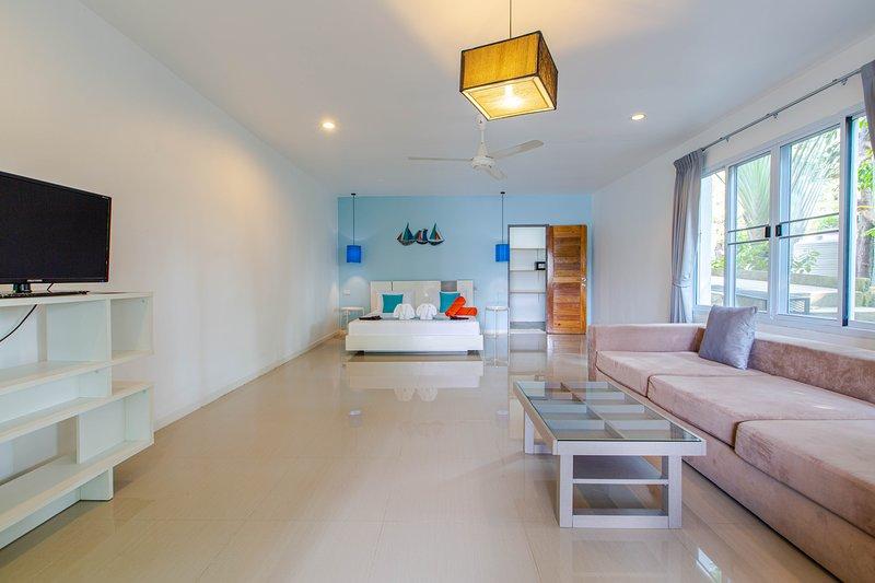 Padel Phangan suite pool side 6, alquiler vacacional en Ban Thong Nai Pan