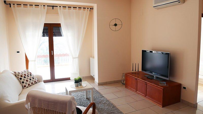 Comodo Appartamento 95 mq – semesterbostad i Santa Teresa di Spoltore