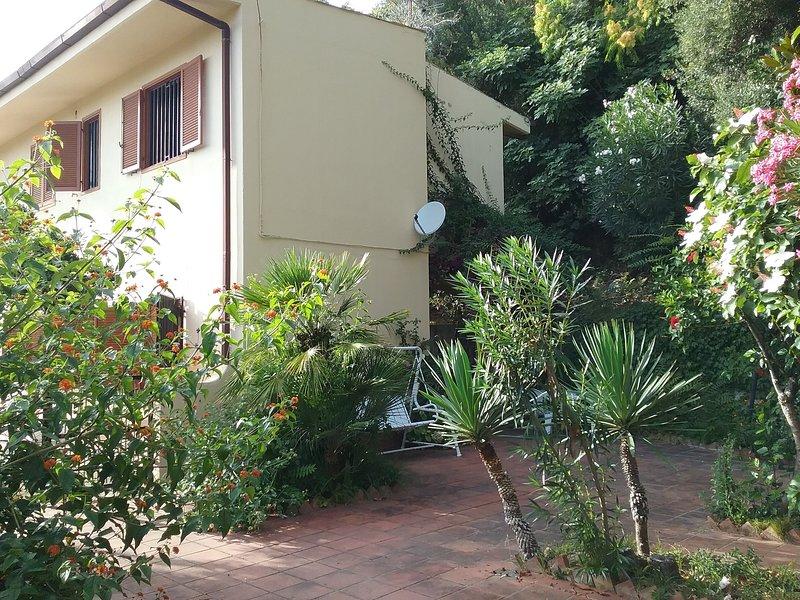 Villa in baia, vakantiewoning in Sangineto