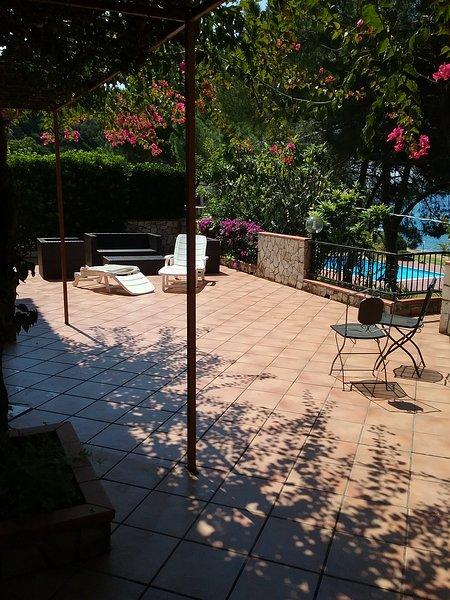 Villa baia santa maria, vakantiewoning in Sangineto