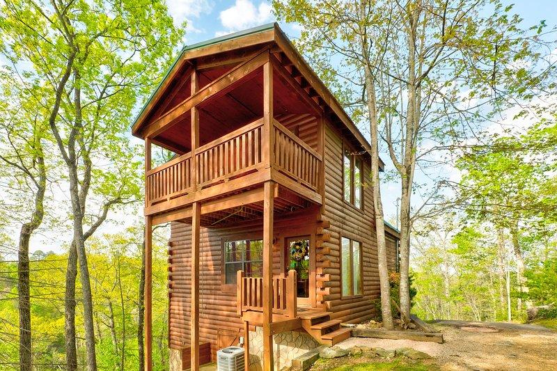 Bearly Naked Log Cabin, holiday rental in Gatlinburg