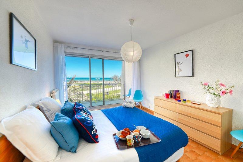 Bord de plage - Première conciergerie, vacation rental in Villeneuve-les-Maguelone